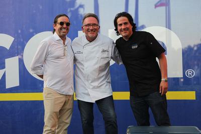 World Red Eye: Goya Foods' Swine & Wine hosted by Robert Irvine and Fernando Desa - PUBLIC &emdash; Competition Winner Presentation97