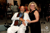 Chuck Close & Patricia Cronin